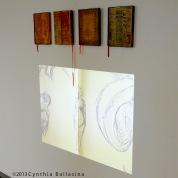 The Books (2013) Installation
