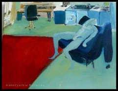 LDW II (2013) Oil on canvas